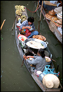Floating market - click to see larger